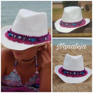 Sombrero de verano Nanaleja